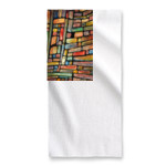 Painted Books - Towel