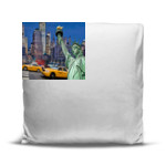 NYC Taxi & Liberty - Oversized Throw Blanket