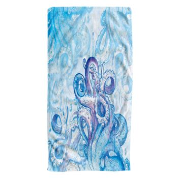 Octopus Oversized Beach Towel 30