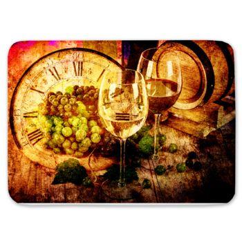 NEW!! Wine O Clock Kitchen Mat. 27