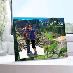 NEW!!! Personalized World Travel Photo Print: Machu Piccu, Peru 5