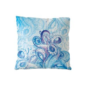 NEW!!!  Octopus Microfiber Throw Pillow - 16