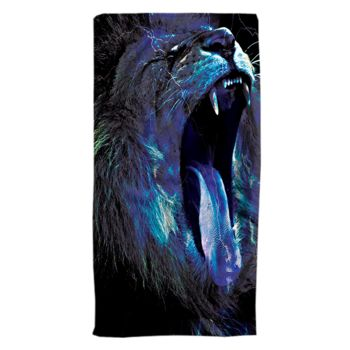 Roaring Lion Oversized Beach Towel 30