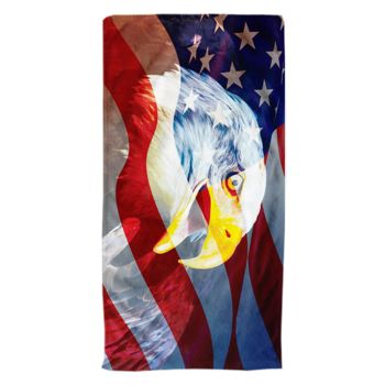 American Eagle Oversized Beach Towel 30