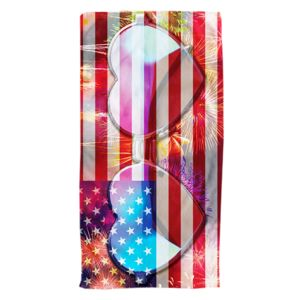 Seeing Stars Oversized Beach Towel 30