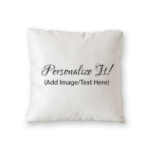 NEW!! Personalized Photo Collage Fleece Throw Pillows - 20