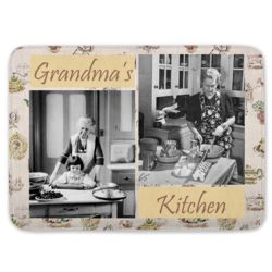 NEW!!! Personalized Photo Collage Grandma's Kitchen Floor Mat  27